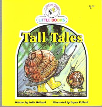 Tall Tales : Cocky\'s Circle Little Books : Kid\'s Early Reader