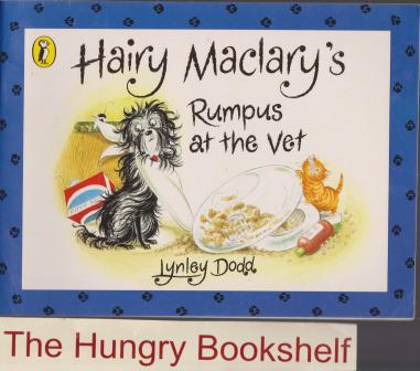 * DODD, Lynley : Hairy Maclary\'s Rumpus at the Vet SC Kids Book