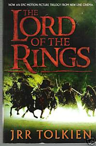 TOLKIEN, JRR : The Lord of the Rings : PB Omnibus Trilogy Book