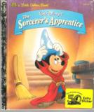 * Disney\'s The Sorcerer\'s Apprentice 100-79 HC NY LGB