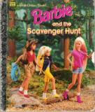 * Barbie and the Scavenger Hunt : HC : Little Golden Book