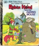 Disney's Robin Hood and the Daring Mouse D144 HC Sydney LGB