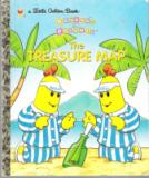 * Bananas in Pyjamas The Treasure Map Hardcover LGB Book