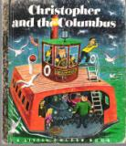 * Christopher Columbus #103 Sydney Edition Little Golden Book