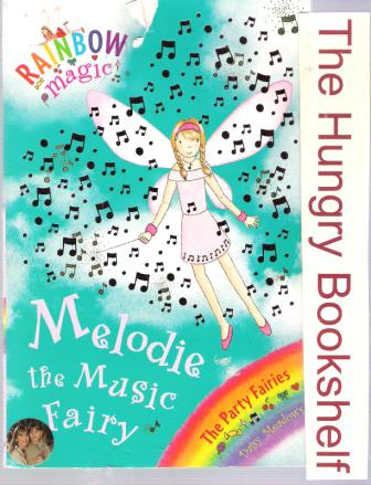* MEADOWS, Daisy : Melodie the Music Fairy 16 Rainbow Magic Book