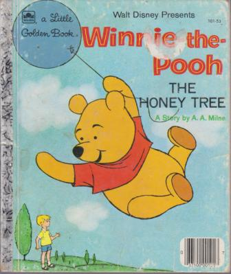 * Disney\'s Winnie the Pooh and the Honey Tree #101-53 HC LGB