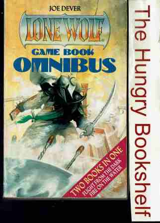 * DEVER, Joe : Lone Wolf OMNIBUS Flight From Dark Fire Water SC