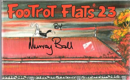 BALL, Murray : Footrot Flats #23 : Large Softcover Comic Book