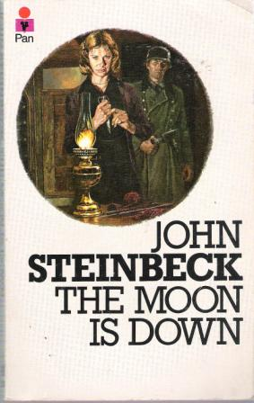 STEINBECK, John : The Moon Is Down : Paperback Book