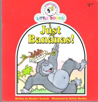 Just Bananas! : Cocky\'s Circle Little Books : Early Readers