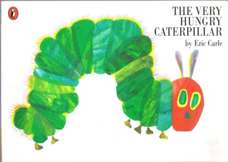 * CARLE, Eric : The Very Hungry Caterpillar : SC Kid\'s Book