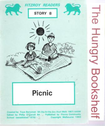 * BERRYMAN, Faye : #8 Picnic Fitzroy Reader : Learn to Read Book