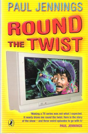 JENNINGS, Paul : Round the Twist : Graphic Story From TV Series