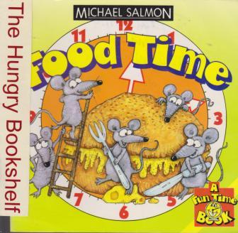 * SALMON, Michael : Food Time : SC Kid\'s Book *signed*