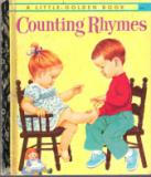 * Counting Rhymes #310 : Sharon Kane : Sydney Little Golden Book