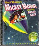 Disney's Mickey Mouse and His Space Ship #D87 : Sydney LGB