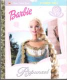 Barbie Rapunzel : Hardcover Little Golden Book LGB