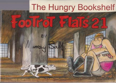 BALL, Murray : Footrot Flats #21 : Large Softcover Cartoon Book