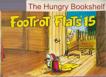 BALL, Murray : Footrot Flats #15 : Large Softcover Cartoon Book