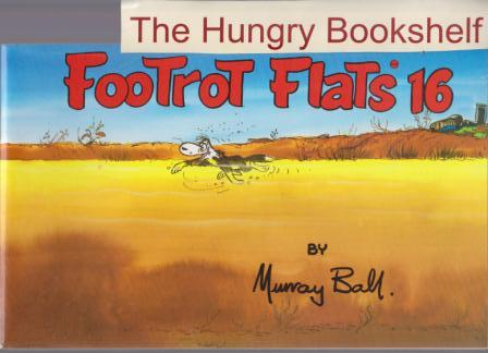 BALL, Murray : Footrot Flats #16 : Large Softcover Comic Book