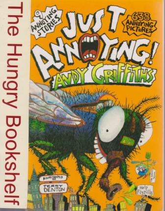 GRIFFITHS, Andy : Just Annoying! : Softcover Kids Book