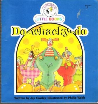 Do Wacky Do : Cocky\'s Circle Little Books : Early Reader Book