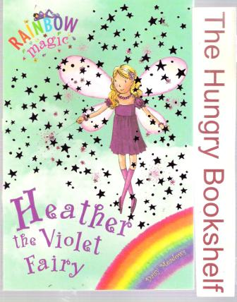 * MEADOWS, Daisy : Heather the Violet Fairy 7 Rainbow Magic Book