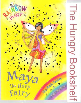 * MEADOWS, Daisy : Maya the Harp Fairy #68 : Rainbow Magic Book