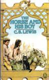 LEWIS, C.S : The Horse and His Boy #3 : Narnia Softcover Book