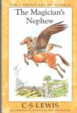 LEWIS, C.S : The Magician's Nephew : Softcover Book Narnia #1