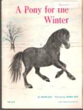 KAY, Helen : A Pony for the Winter : Softcover Horse Book