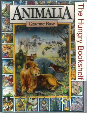 * BASE, Graeme : Animalia : Softcover Kid\'s Picture Book