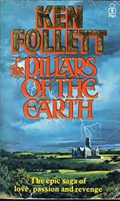 FOLLETT, Ken : The Pillars of the Earth : SC Epic Saga Book
